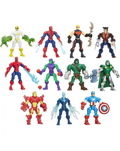 Игровой набор Avengers Мстители Разборные фигурки Марвел (Hasbro)