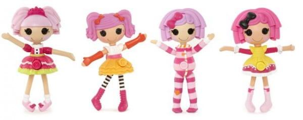 Кукла Mini Lalaloopsy Веселые нотки