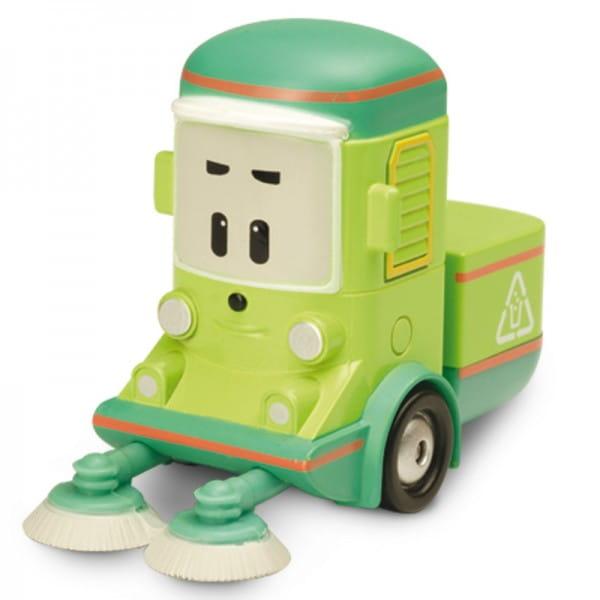 Металлическая машинка Robocar Poli 83167 Клини - 6 см