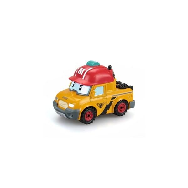 Металлическая машинка Robocar Poli 83305 Марк - 6 см