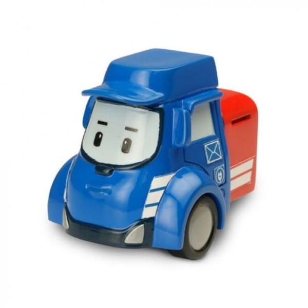 Металлическая машинка Robocar Poli 83178 Пости - 6 см
