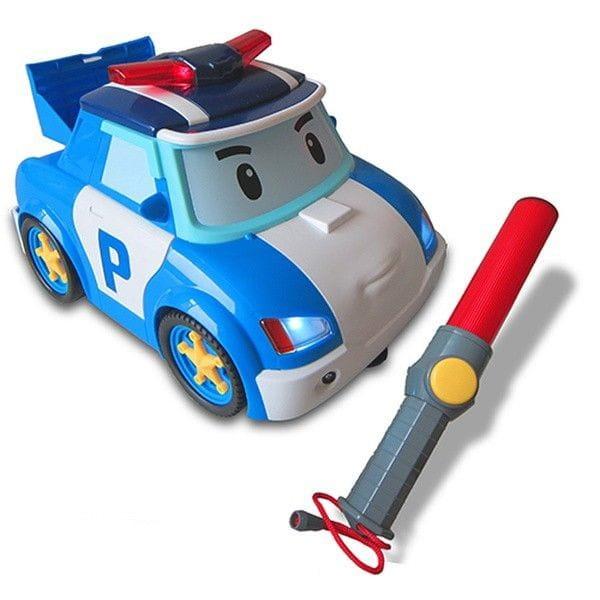 Радиоуправляемая машинка ROBOCAR POLI Поли - следуй за мной!