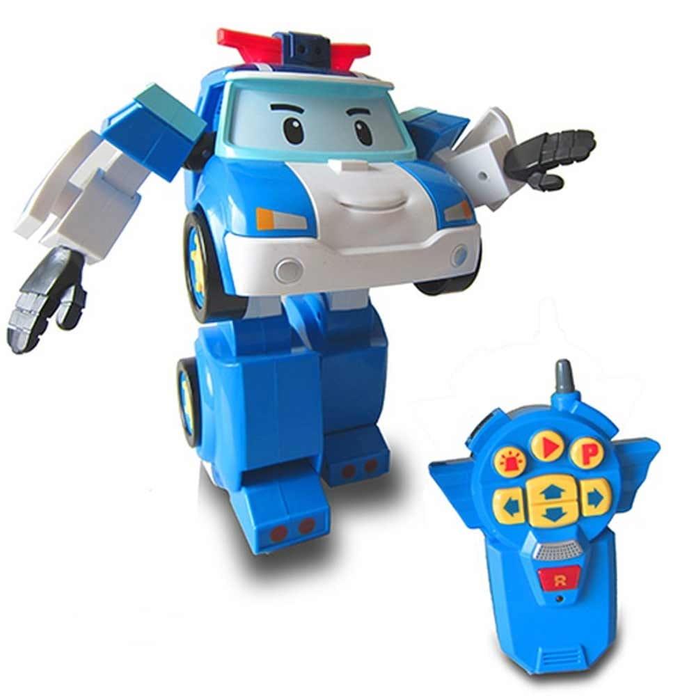 Робот на радиоуправлении Robocar Poli 83090 - Поли