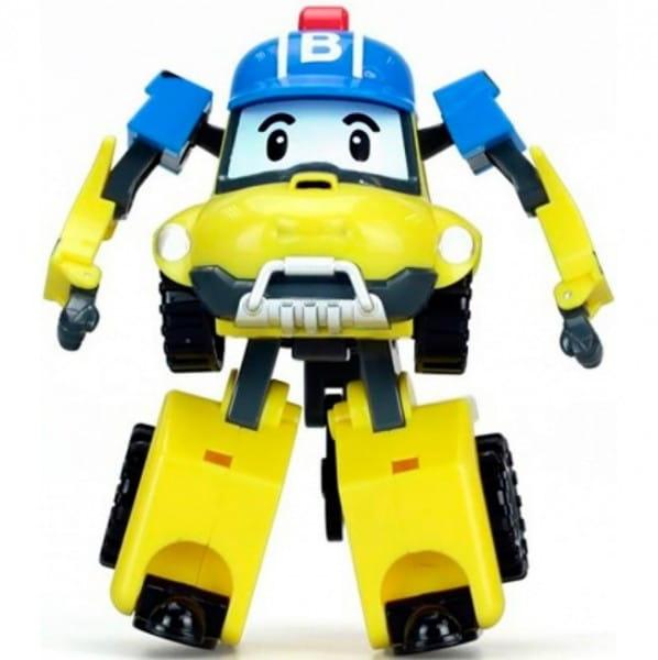 Игровой набор Robocar Poli Трансформер Баки - 10 см