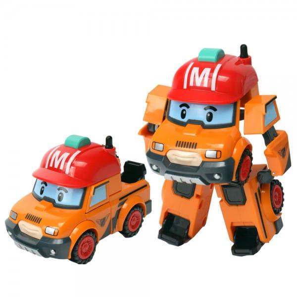 Игровой набор Robocar Poli Трансформер Марк - 10 см