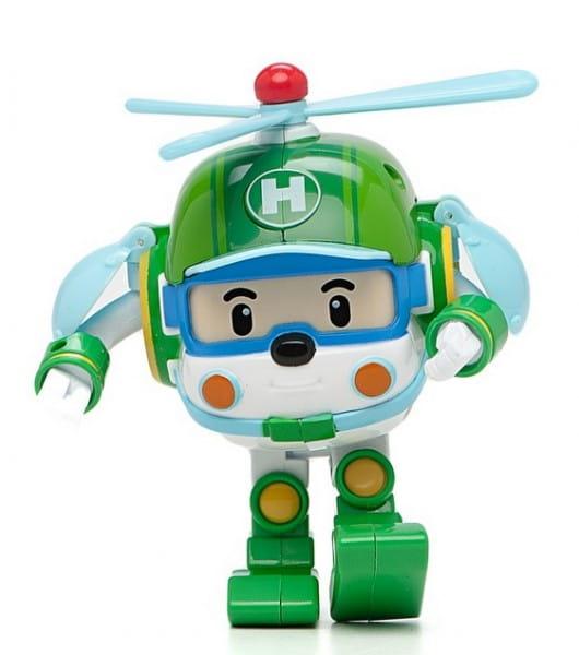 Игровой набор Robocar Poli Трансформер Хэли - 12 см