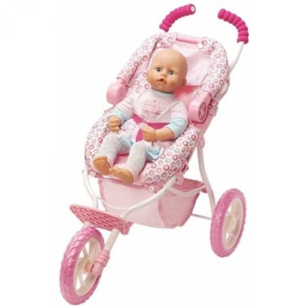 Купить Коляска для путешествий Baby Annabell (Zapf Creation) в интернет магазине игрушек и детских товаров