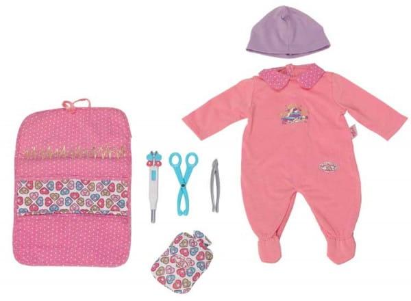 Купить Набор аксессуаров Baby Annabell Будь здорова (Zapf Creation) в интернет магазине игрушек и детских товаров
