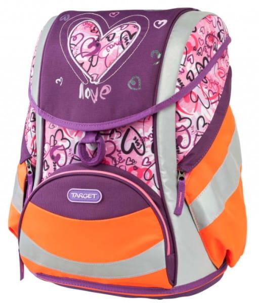 Ранец - рюкзак Target Collection Сердце