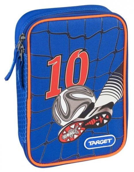 Пенал с наполнением Target Collection 17945 Улетный футбол