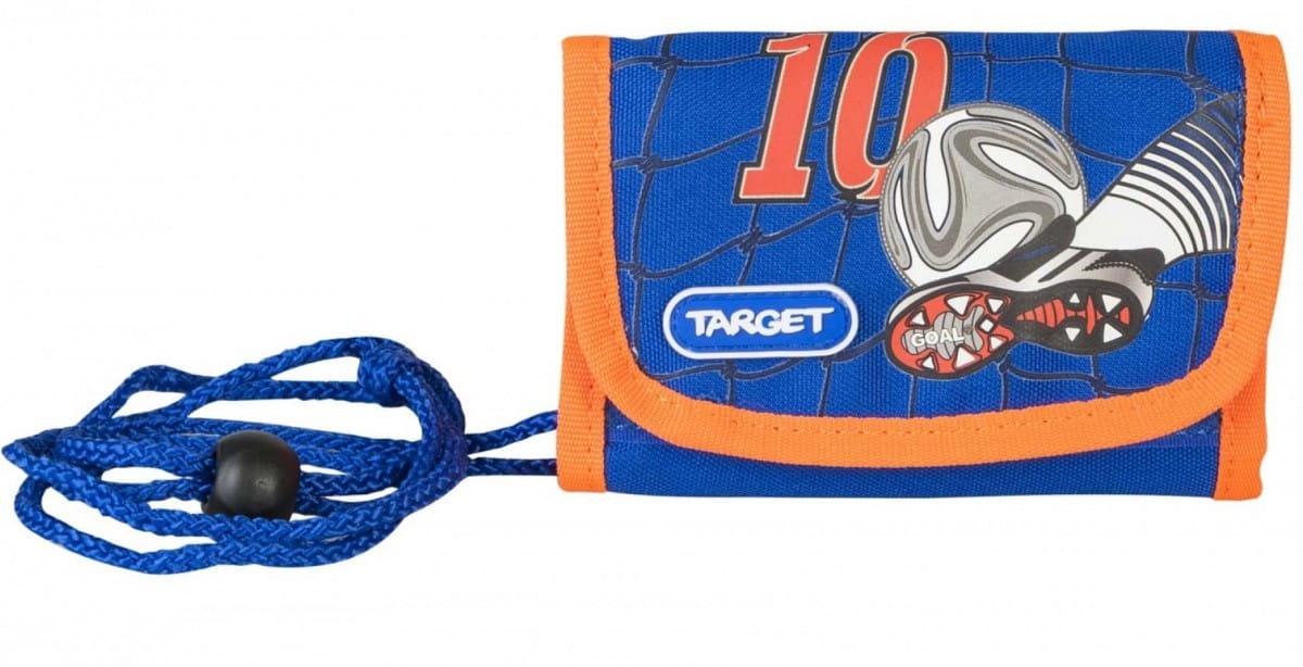 Детский кошелек Target Collection 17944 Улетный футбол