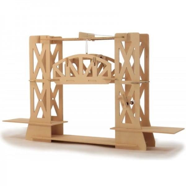 Сборная деревянная модель Bridges 2664 Подъемный мост
