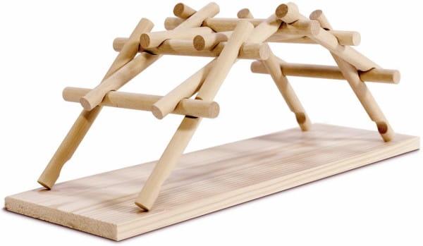 Сборная деревянная модель Leonardo Da Vinci 2662 Мост