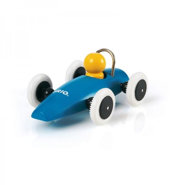 Деревянная гоночная машинка Brio