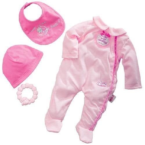 Купить Набор для новорожденного 2 Baby Annabell (Zapf Creation) в интернет магазине игрушек и детских товаров