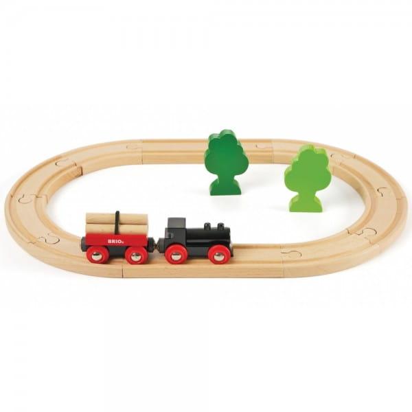 Железная дорога Brio 33042 Грузовой поезд