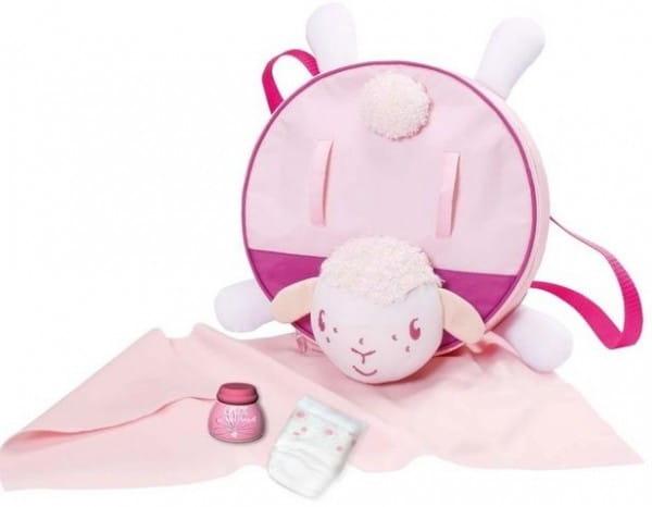 Купить Сумка с набором для пеленания Baby Annabell (Zapf Creation) в интернет магазине игрушек и детских товаров