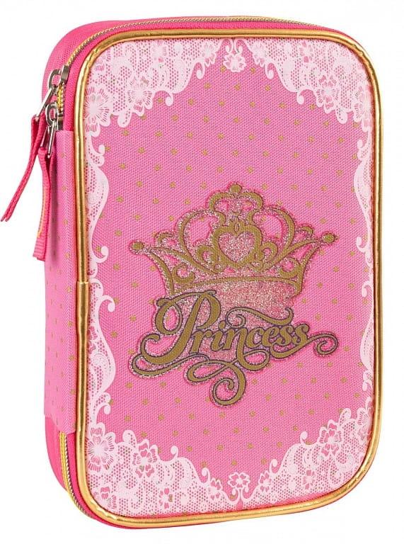 Пенал овальный Target Collection 17910 Принцесса