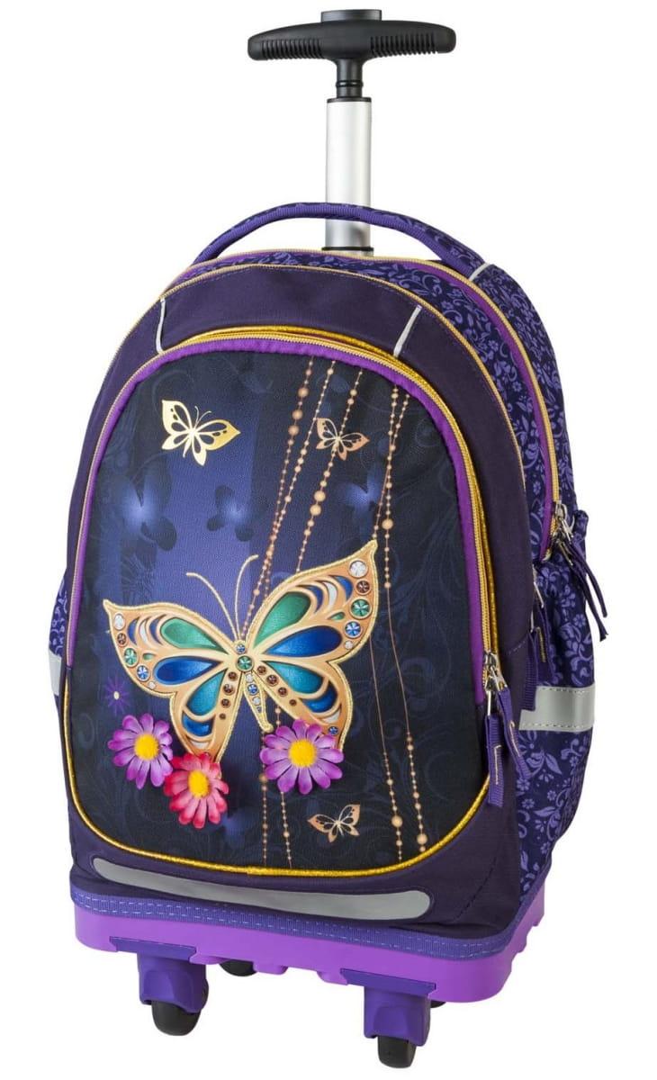 Рюкзак  тележка Target Collection Золотая бабочка - Рюкзаки