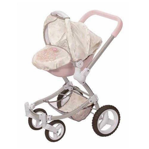 Купить Коляска для прогулок Baby Annabell (Zapf Creation) в интернет магазине игрушек и детских товаров