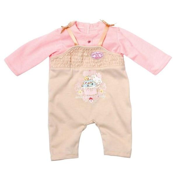 Купить Одежда Baby Annabell Комбинезон (Zapf Creation) в интернет магазине игрушек и детских товаров