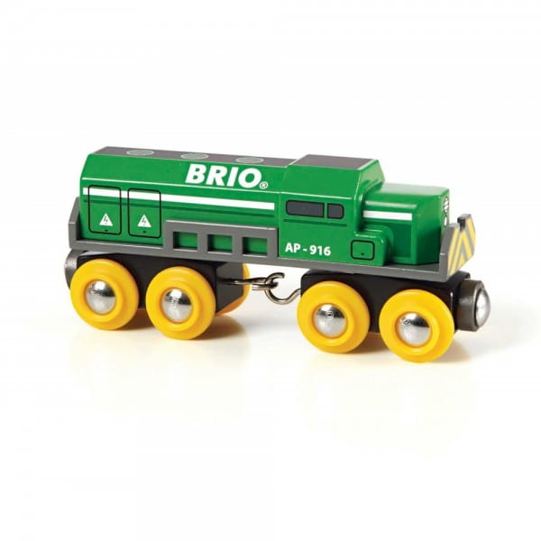 Локомотив Brio 33693 без механизма