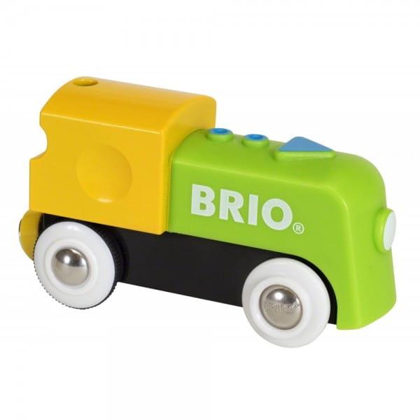 Локомотив Brio 33705 Мой первый паровозик
