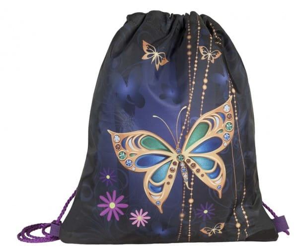 Сумка для сменной обуви Target Collection Золотая бабочка 2 - Рюкзаки