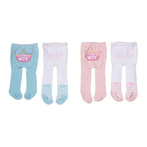Одежда Baby Annabell Колготки - 2 пары (Zapf Creation)