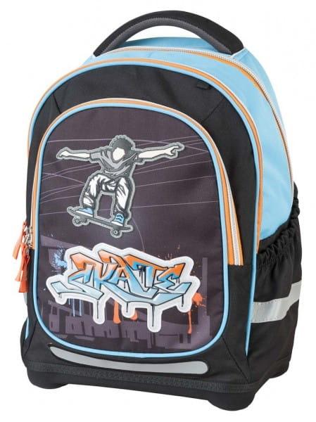 Ранец - рюкзак супер легкий Target Collection Скейтер