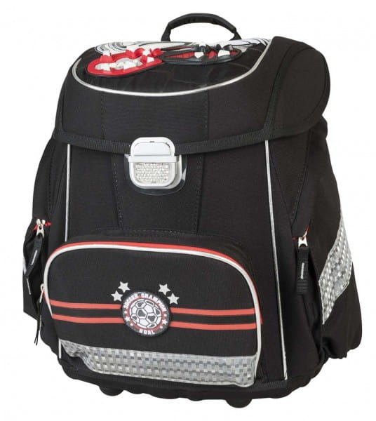 Ранец  рюкзак Target Collection Чемпион по футболу  черный - Рюкзаки