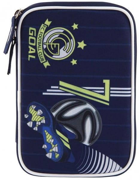 Пенал с наполнением Target Collection 17234 FC Real Madrid Реал Мадрид