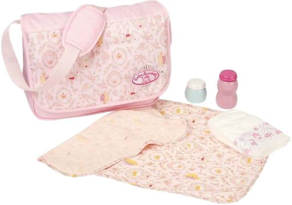 Купить Сумка для пеленания Baby Annabell (Zapf Creation) в интернет магазине игрушек и детских товаров