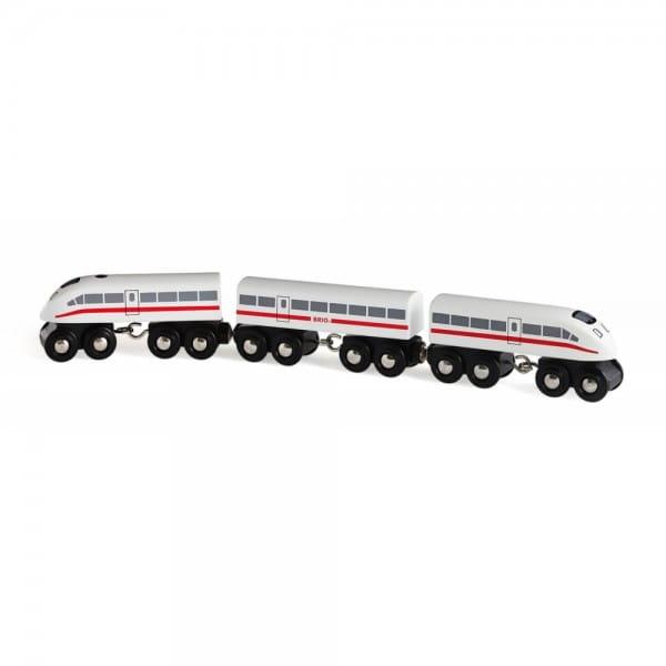 Поезд Brio 33748 Пассажирский экспресс (с механизмом)