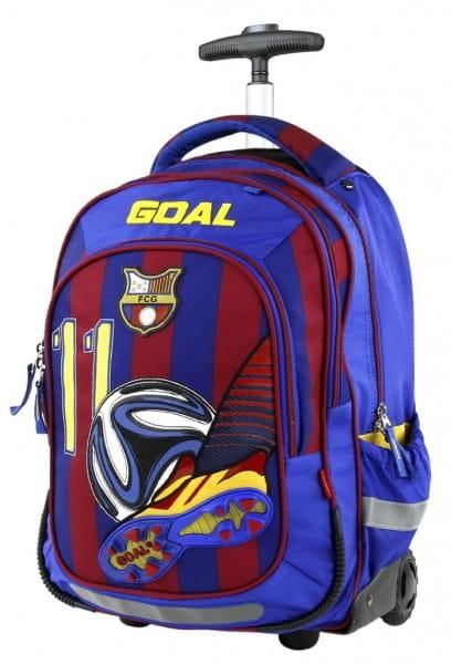 Рюкзак - тележка Target Collection 17241 FC Barcelona Барселона