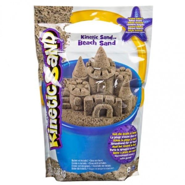 Песок для лепки Kinetic Sand Морской (1,4 кг)