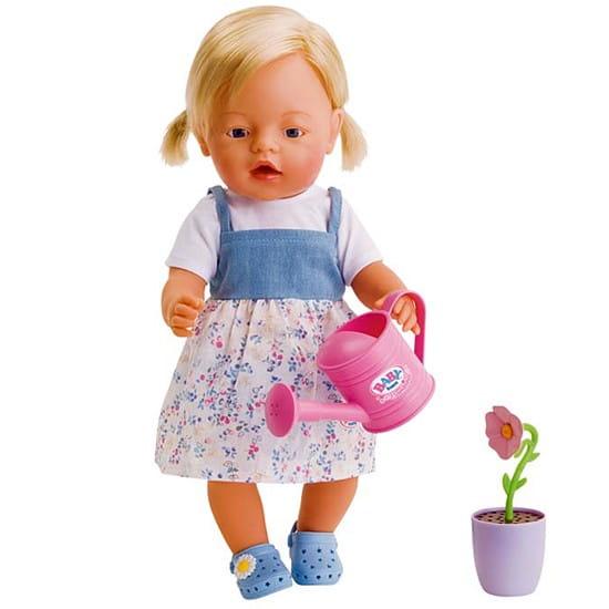 Купить Кукла с волшебным цветком Baby born - 43 см (Zapf Creation) в интернет магазине игрушек и детских товаров