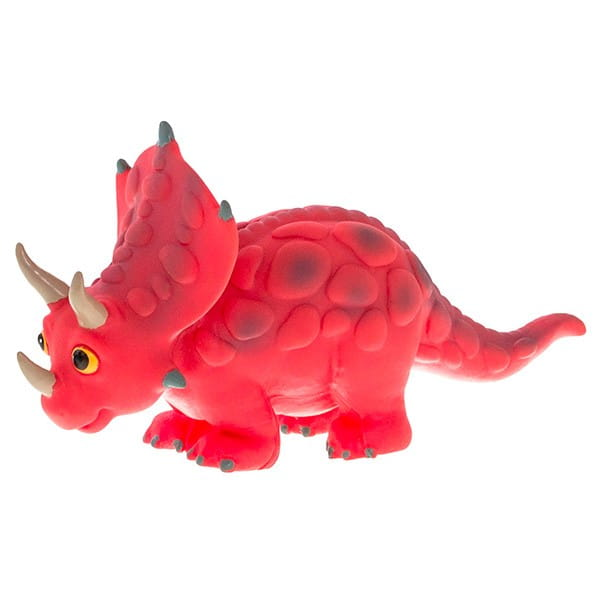 Мини-фигурка динозавра Megasaurs SV13373 Трицератопс (HGL)