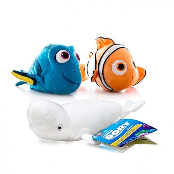 Плюшевая игрушка FINDING DORY В поисках Дори  15 см - В поисках Дори