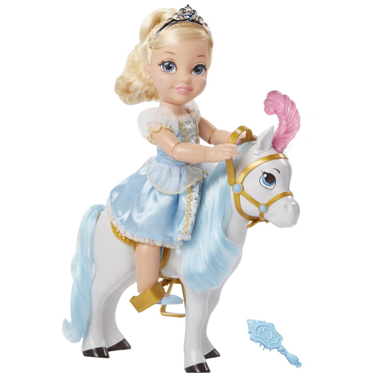 Кукла Disney Princess 767000 Принцессы Дисней с питомцем