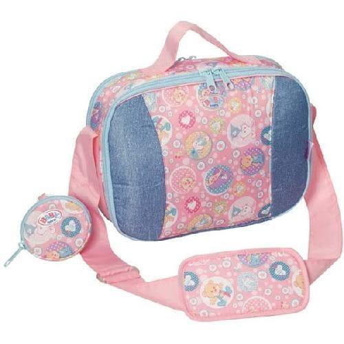 Купить Дорожная сумка Baby born (Zapf Creation) в интернет магазине игрушек и детских товаров