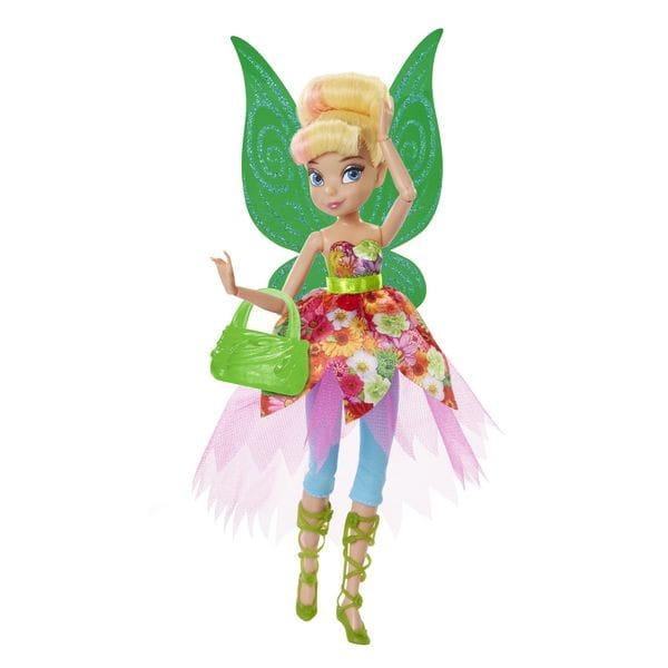 Кукла Disney Fairies 956660 Дисней Фея Делюкс с сумочкой 23 см - Динь-Динь