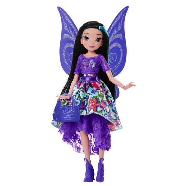 Кукла Disney Fairies 956660 Дисней Фея Делюкс с сумочкой 23 см - Серебрянка