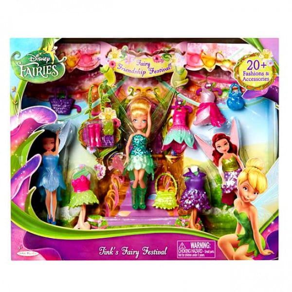 Игровой набор Disney Fairies 885400 Дисней Фея Фестиваль Динь-Динь