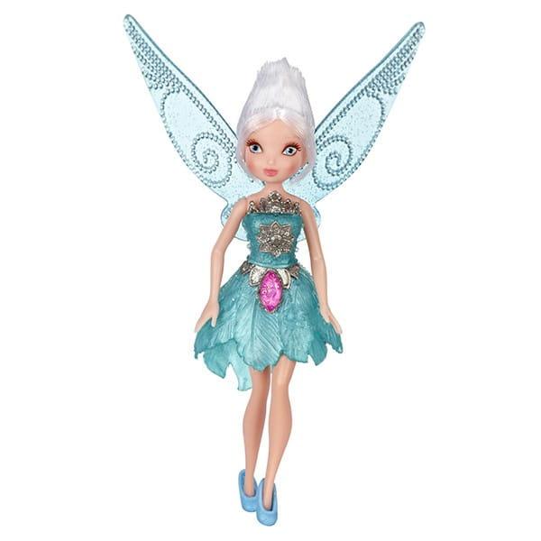 Кукла Disney Fairies 762590 Дисней Фея 11 см - Незабудка (Тайны зимнего леса)