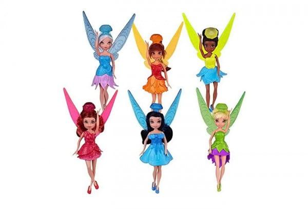 Игровой набор Disney Fairies 688710 Дисней Фея Загадка пиратского острова - 11 см