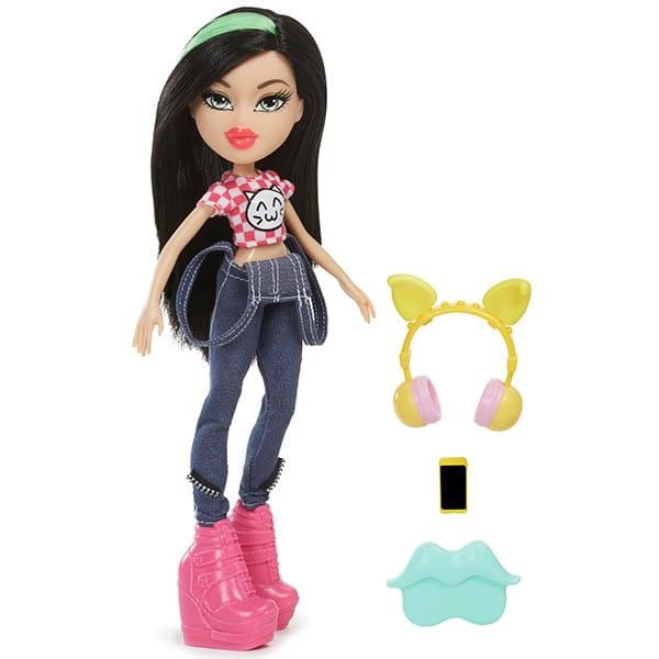 Кукла Bratz Диджей - Джейд (модель делюкс)