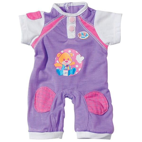 Купить Комбинезончики My little Baby born - 32 см (Zapf Creation) в интернет магазине игрушек и детских товаров