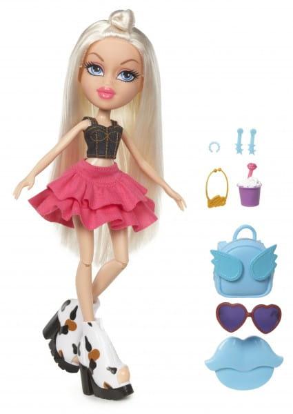 Кукла Bratz 536093 Давай знакомиться - Хлоя (модель делюкс)