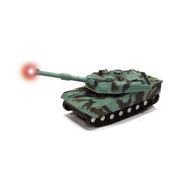 Военный танк Boley 31825 со звуком и светом 1:32
